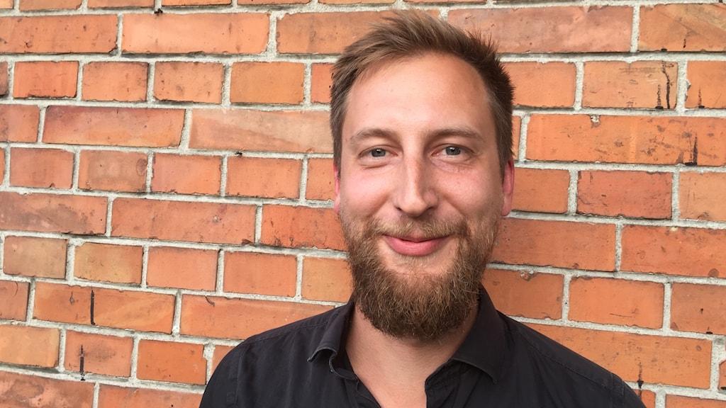 Erik Wendt Linder.