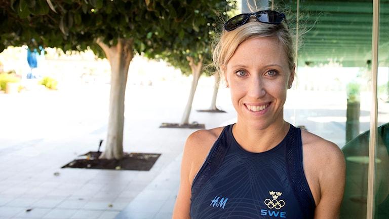 Triatleten Lisa Nordén