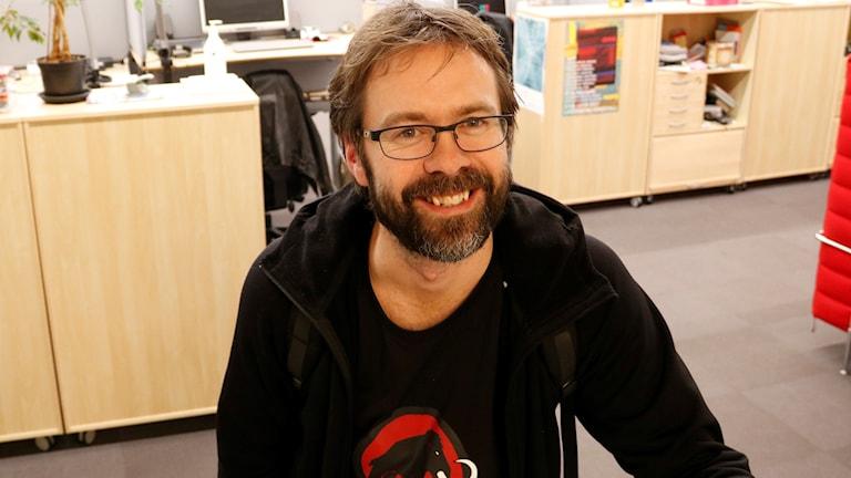 Axel Hilling, docent vid Lunds universitet.