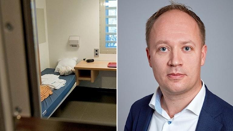 Mathias Larsson är kammaråklagare vid södra Skånes åklagarkammare.