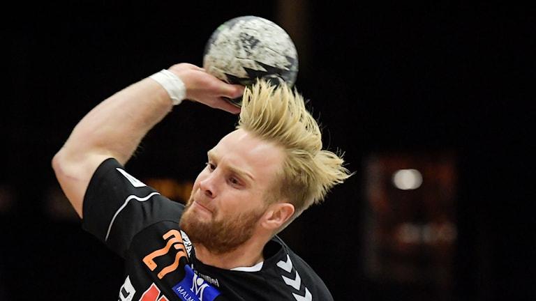 IFK Kristianstads Gunnar Steinn Jönsson  - handboll
