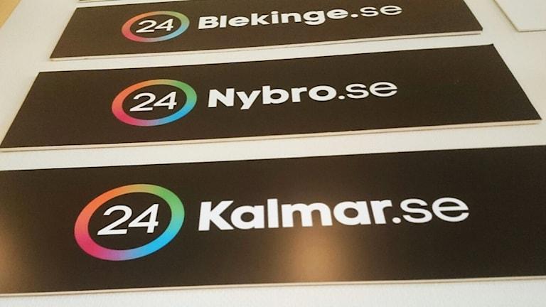 24 Kalmar-skylt.