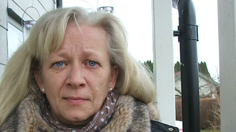 Ann Ahlbin (S) Foto: Magnus Ornhammar/Sveriges Radio