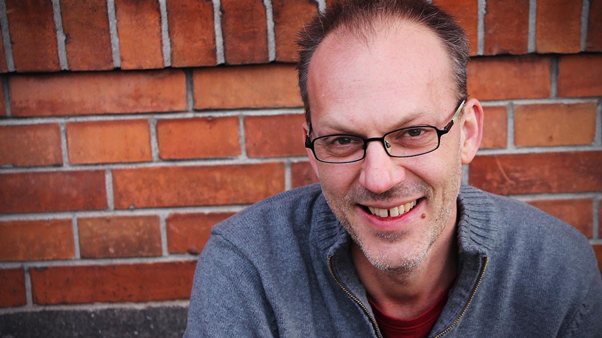 Fredrik Bergman.