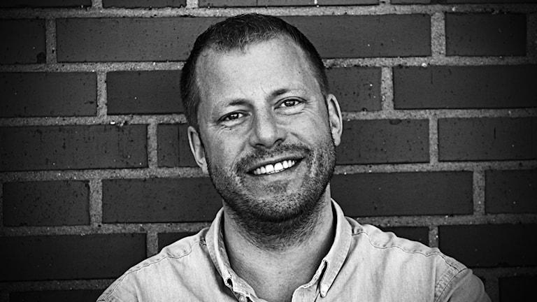 Daniel Müllern Foto: Björn Holgersson/Sveriges Radio