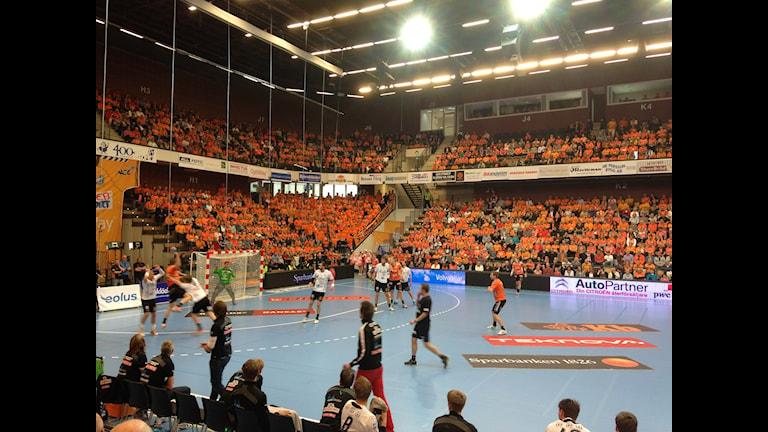 IFK mot LUGI