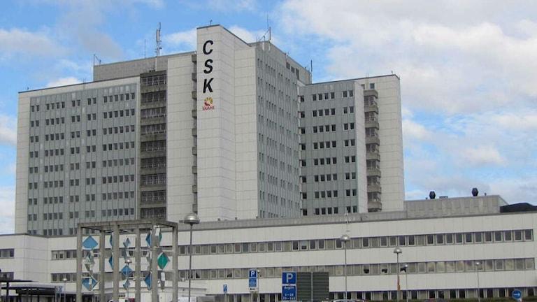 Centralsjukhuset i Kristianstad