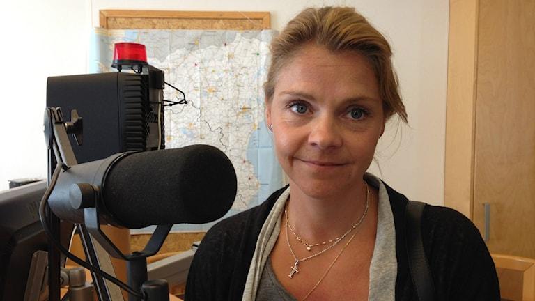 Anette Birgersson Thell jobbar med barn som utsatts för sexuella övergrepp.