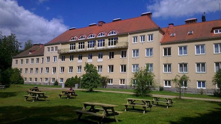 Arkivbild på Brobysjukhuset.