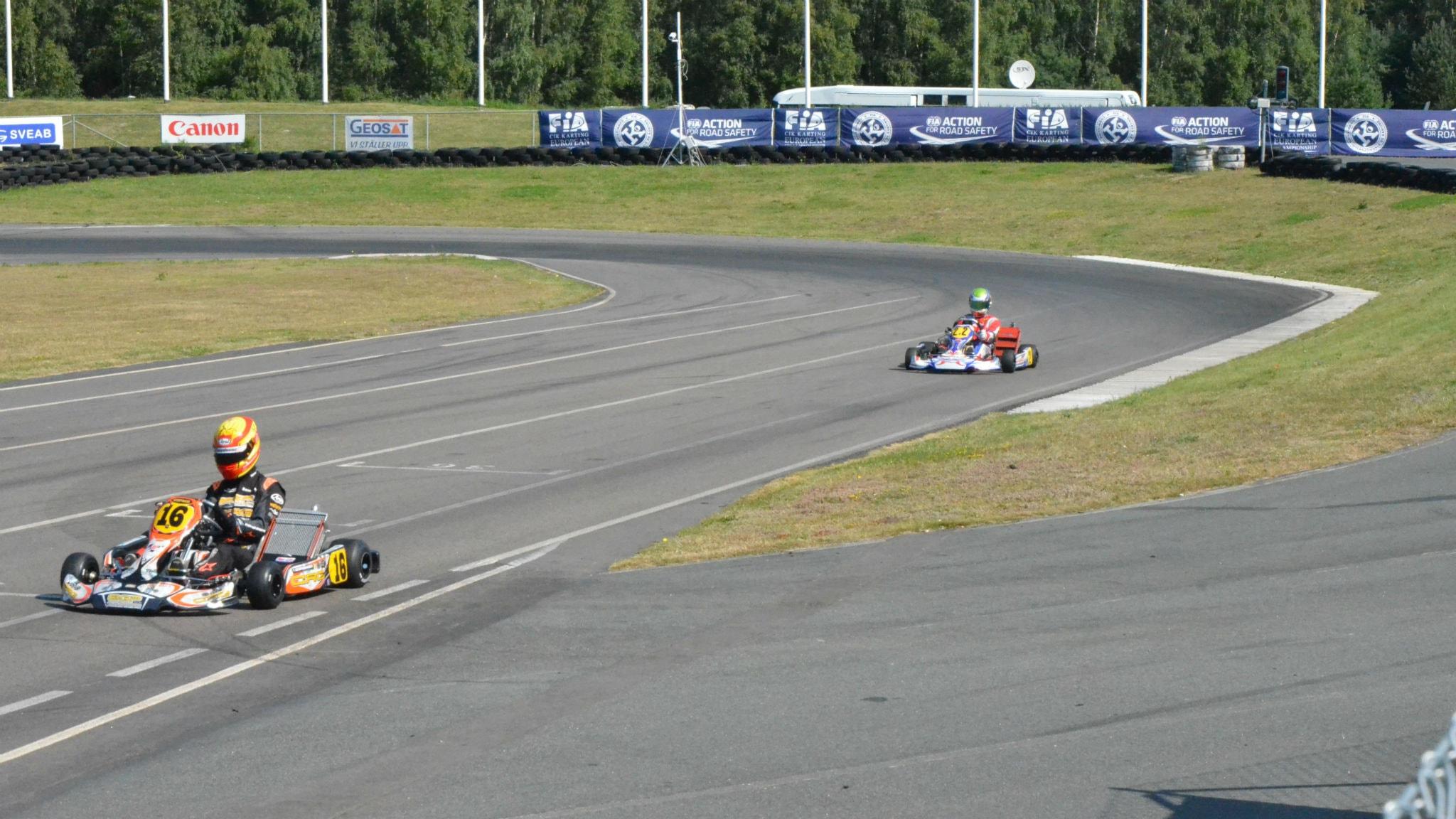 Flera Hemmahopp Har Medaljchans I Karting Vm P4 Kristianstad