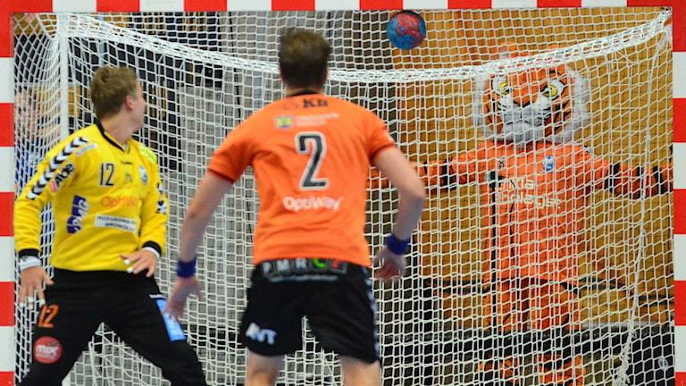 Vem ska stå i IFK:s mål? Arkivbild: Per Lundberg/Sveriges Radio