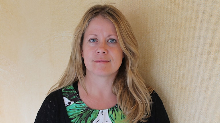 Linda Evereus. Foto: Leif Jönsson/Sveriges Radio