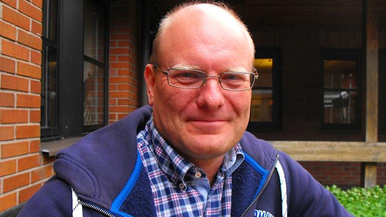 Leif Sandberg (C), kommunalsråd i Tomelilla.