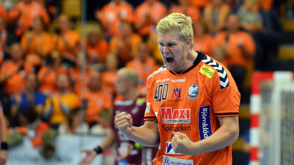 Anton Lindskog. Foto: Per Lundberg/Sveriges Radio