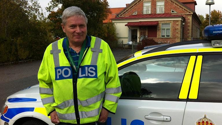 Per-Erik Eriksson, trafikpolis