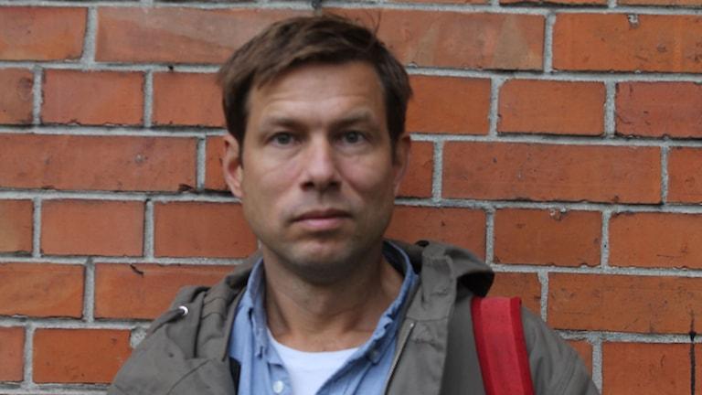 Niklas Orrenius. Foto: Conny Emmelin/Sveriges Radio