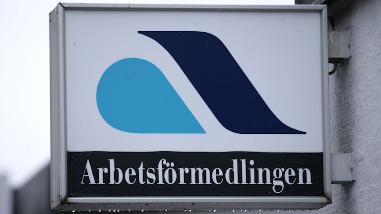 Arbetsförmedlingen. Foto: Fredrik Sandberg/TT