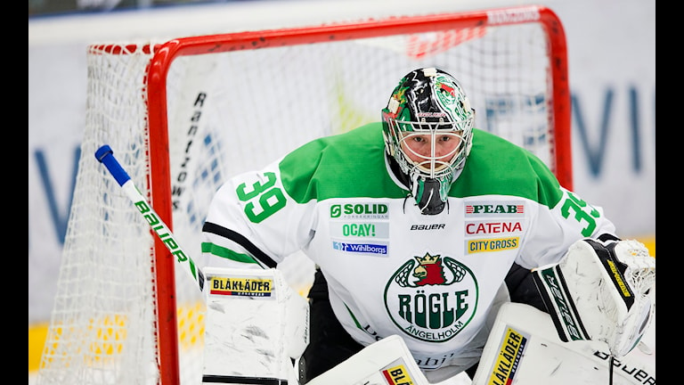 Stefan Ridderwall, Rögle BK 14-15 klubblös RBK
