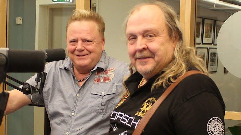 Christer Ericsson och Olle Jönsson, Lasse Stefanz.