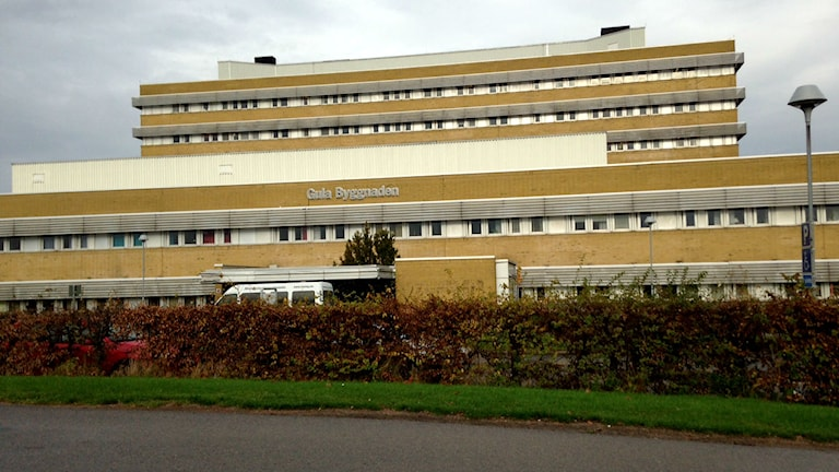 Gula huset, psykiatrin i Kristianstad