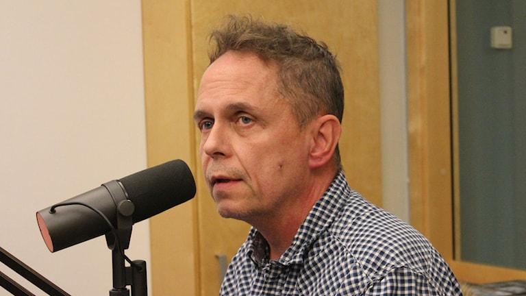 Jörgen Frithiof, Previa. Foto: Leif Jönsson/Sveriges Radio
