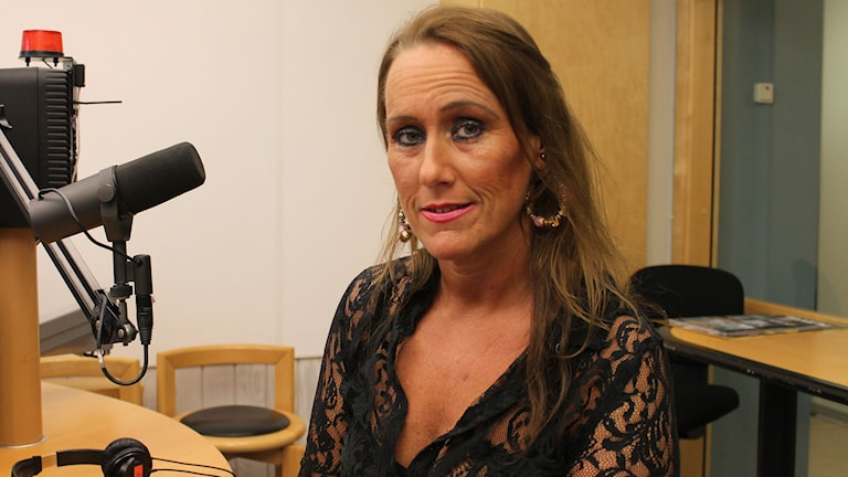 Rebecca Salomonsson. Foto: Leif Jönsson/Sveriges Radio