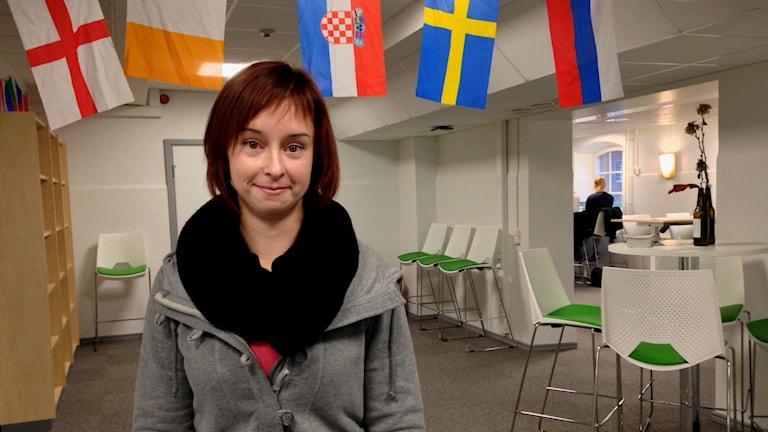 Ida Andersson har jobbat som mentor på Högskolan