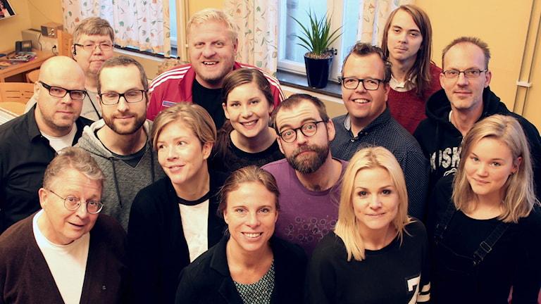 P4 Kristianstad. Foto: Leif Jönsson/Sveriges Radio
