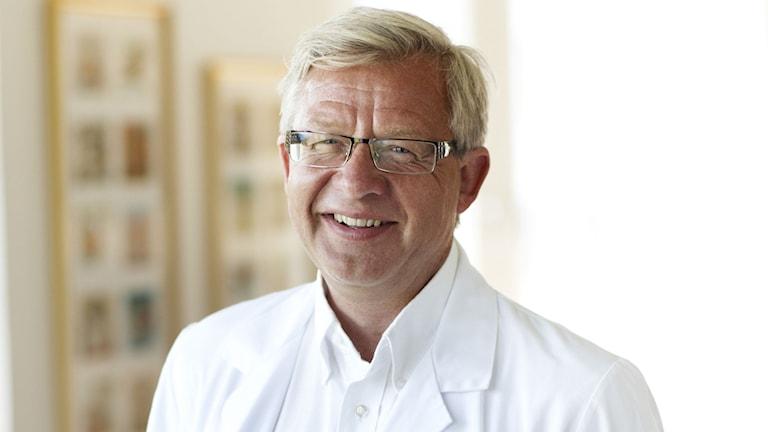 Jan Nilsson, Ordförande i Hjärt-Lungfondens forskningsråd  Foto:Mårten Levin för Hjärt-Lungfonden, Creative Commons: