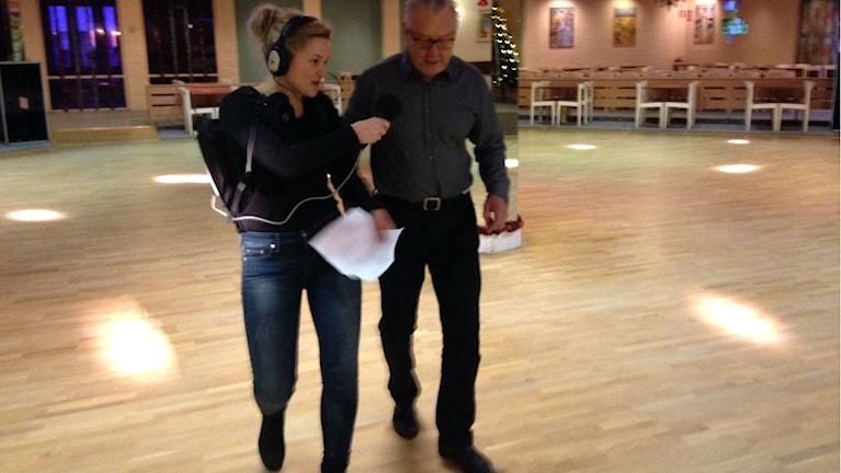 I över 40 år har Ingvar Andersson lärt ut dans