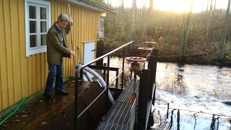 Bertil Trobro Vattenkraft