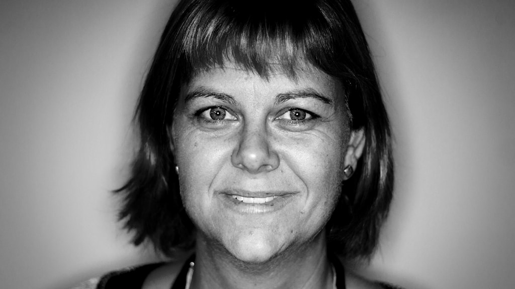 Linda Roxhag. Prisad! Foto: Johan Pettersson/Sveriges Radio