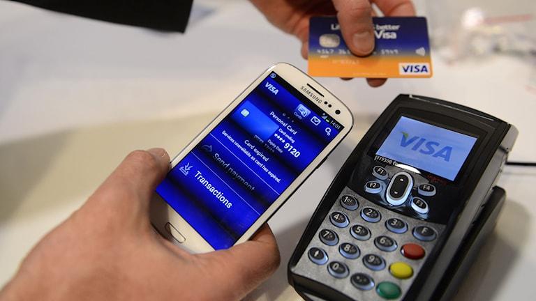 e-betalning