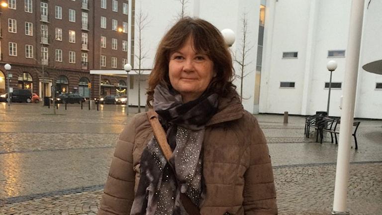 Anne Eriksson, avdelningschef Räddningstjänsten Skåne Nordväst