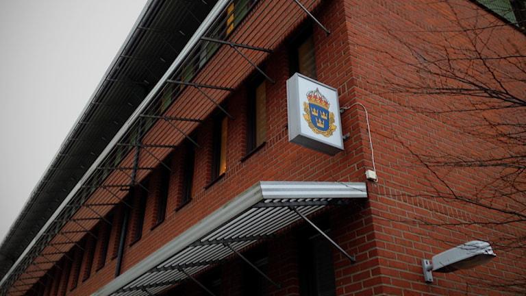 Polisstationen i Simrishamn