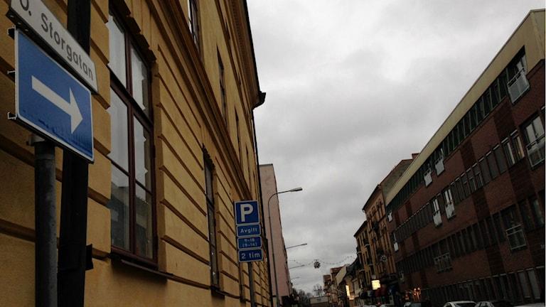 Östra Storgatan Kristianstad