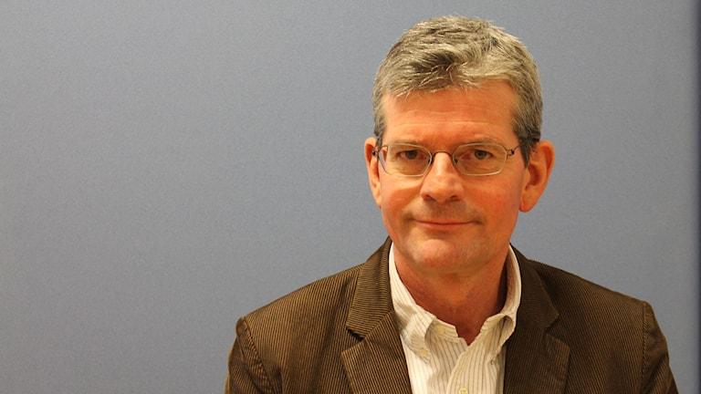 Håkan Pihl, kandidat till rektorstjänsten Högskolan Kristianstad.