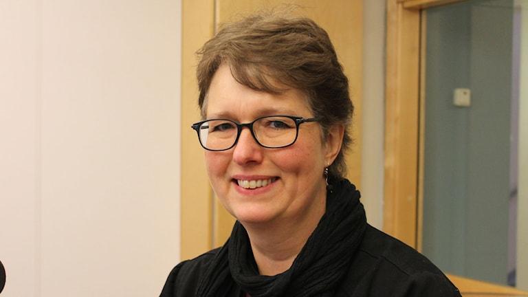 Ann Bertilsson, sjuksköterska på BUP i Kristianstad