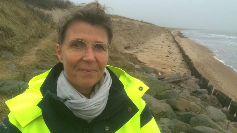 Maria Birgander stadsträdgårdsmästare i Ängelholm