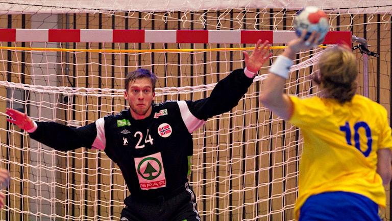 Magnus Dahl, ny målvakt IFK Kristianstad