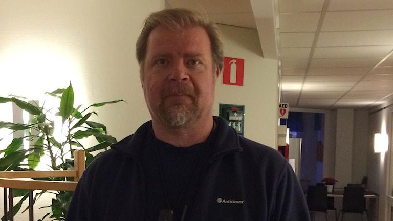 Håkan Nilsson, gruppchef på Anticimex