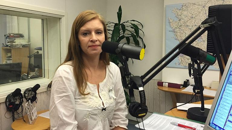 Sofia Samuelsson, socialsekreterare och handläggare på förvaltningen för arbete och välfärd i Kristianstad.