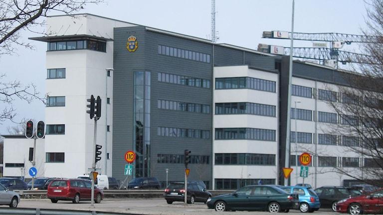 Polishuset i Helsingborg
