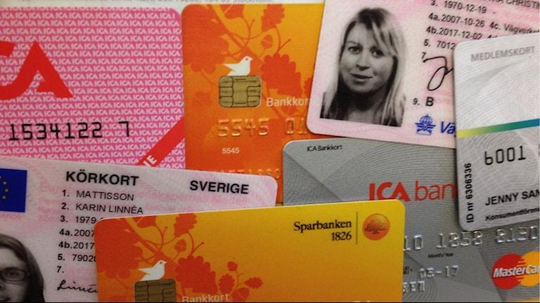 Identitetsstölder blir allt vanligare. Foto: Jenny Sandgren.