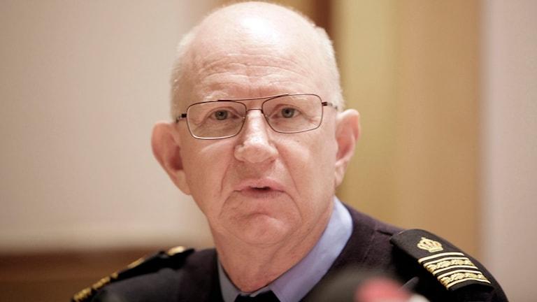 Börje Sjöholm, chef Skånepolisens kalla fall-grupp