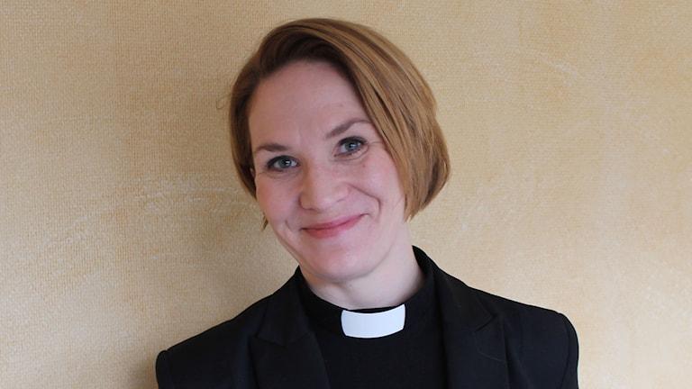 Lisa Kjellgren, präst