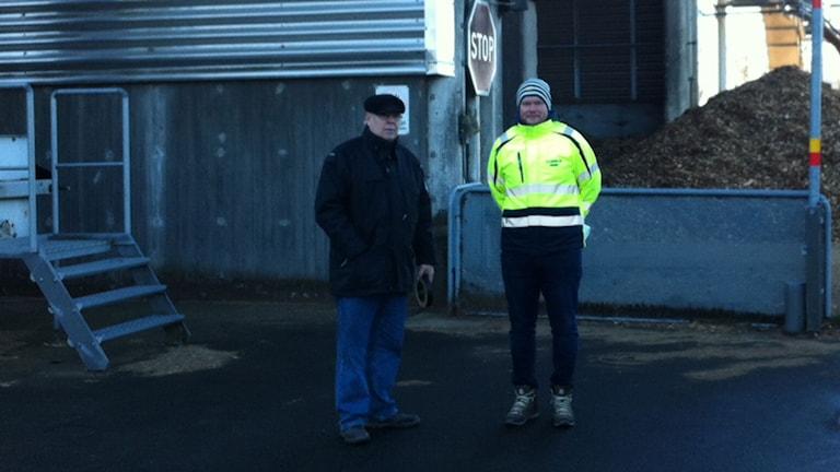 Lars Welander och Clas Persson C4 Energi