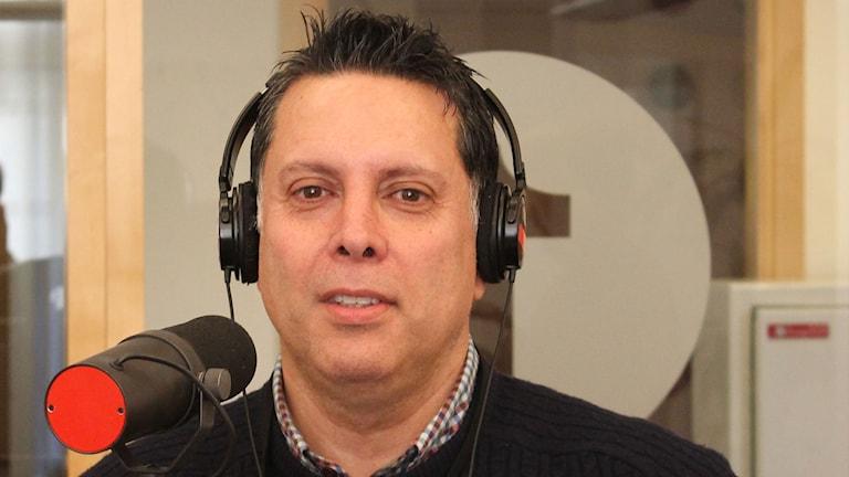 Sergio Garay, chef för Hälsostaden Ängelholm