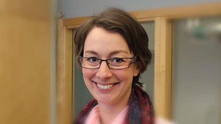 Louise Görthz, florist