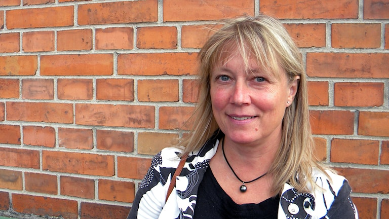 Anna Thott, avgående kommundirektör i Simrishamn